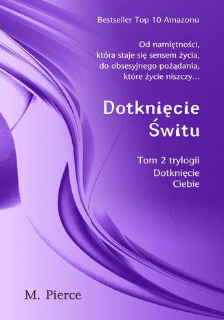 Okładka książki/ebooka Dotknięcie świtu