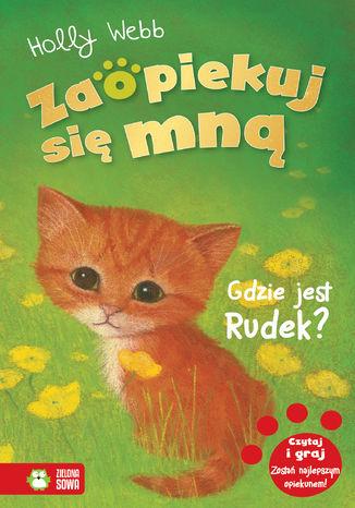 Okładka książki/ebooka Gdzie jest Rudek?