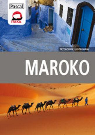 Okładka książki Maroko. Przewodnik ilustrowany Pascal