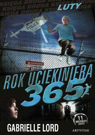 Okładka książki/ebooka Rok uciekiniera 365. Luty