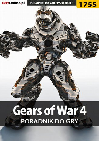 Okładka książki/ebooka Gears of War 4 - poradnik do gry