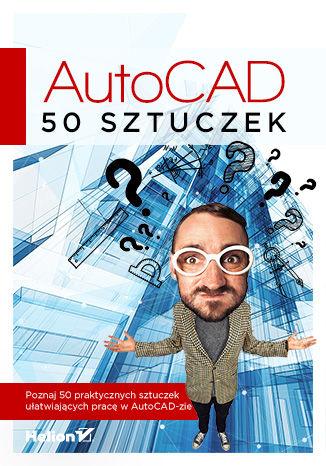 Okładka książki/ebooka AutoCAD. 50 sztuczek