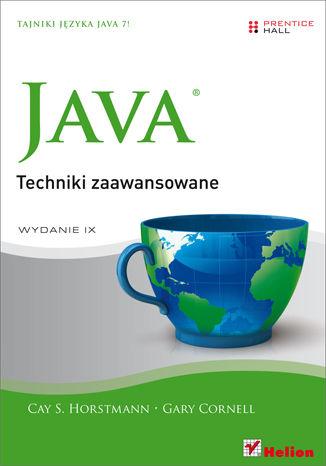 Okładka książki/ebooka Java. Techniki zaawansowane. Wydanie IX