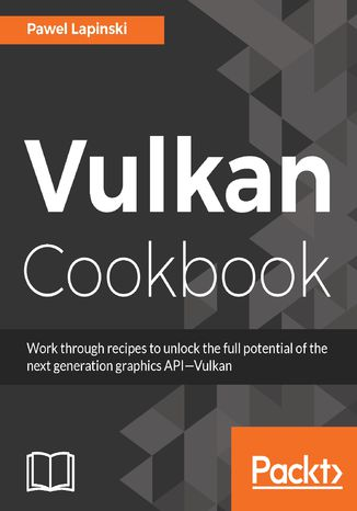 Okładka książki/ebooka Vulkan Cookbook