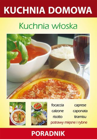Okładka książki/ebooka Kuchnia włoska
