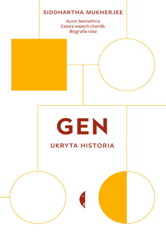 Okładka książki/ebooka Gen. Ukryta historia