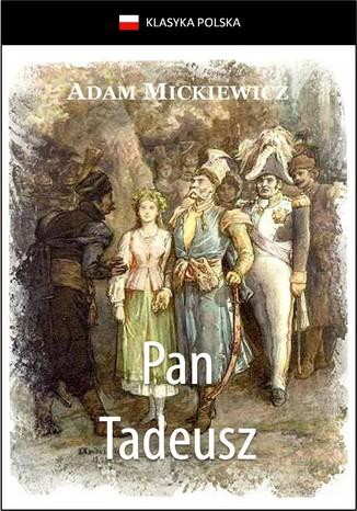 Okładka książki/ebooka Pan Tadeusz