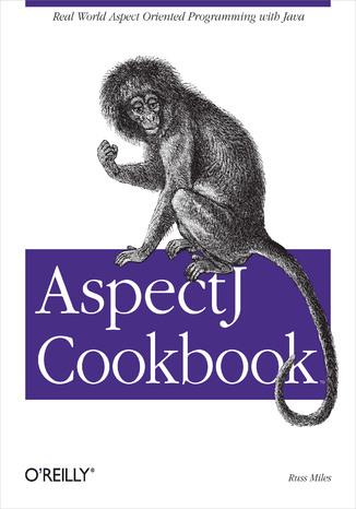 Okładka książki/ebooka AspectJ Cookbook