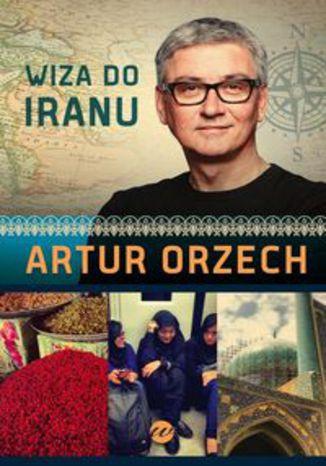 Okładka książki Wiza do Iranu