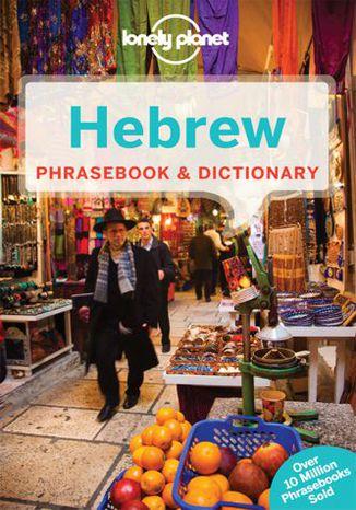 Okładka książki Hebrew Phrasebook (Izrael rozmówki hebrajskie). Lonely Planet