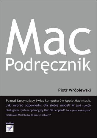 Okładka książki MacPodręcznik