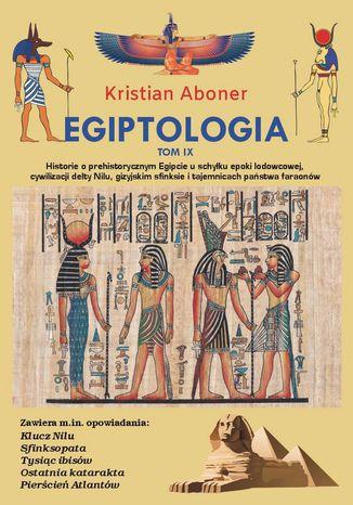 Okładka książki/ebooka Egiptologia