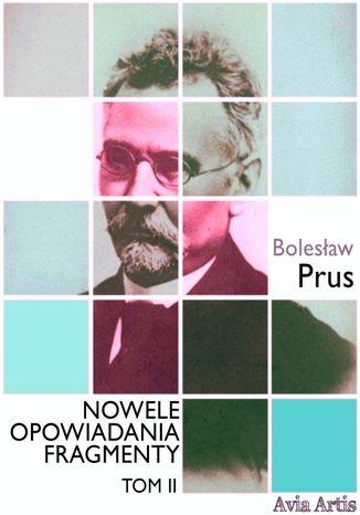 Okładka książki/ebooka Nowele opowiadania fragmenty. Tom 2