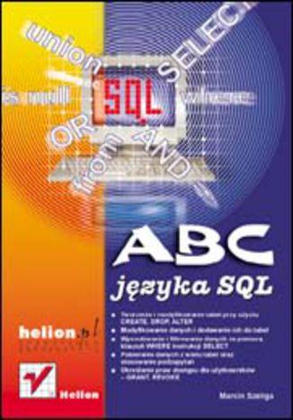Okładka książki/ebooka ABC języka SQL