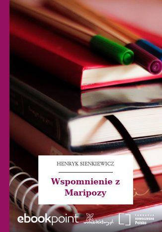 Okładka książki/ebooka Wspomnienie z Maripozy