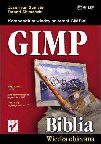Okładka książki/ebooka GIMP Biblia