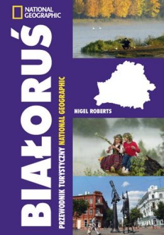 Okładka książki/ebooka Białoruś. Przewodnik