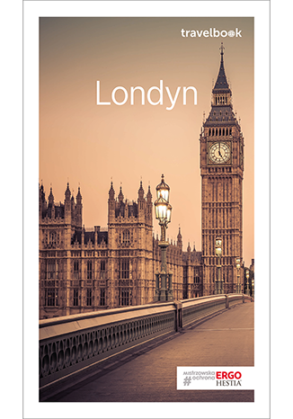 Okładka książki/ebooka Londyn. Travelbook. Wydanie 2