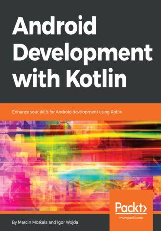 Okładka książki/ebooka Android Development with Kotlin