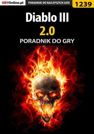 Okładka książki/ebooka Diablo III 2.0 - poradnik do gry