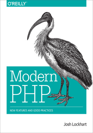 Okładka książki/ebooka Modern PHP. New Features and Good Practices