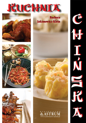 Okładka książki/ebooka Kuchnia chińska