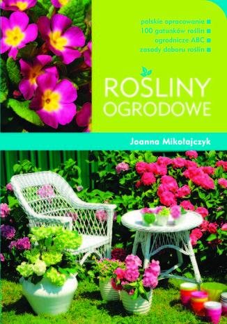 Okładka książki/ebooka Rośliny ogrodowe