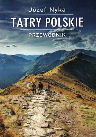 Okładka książki/ebooka Tatry Polskie
