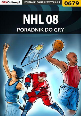Okładka książki/ebooka NHL 08 - poradnik do gry