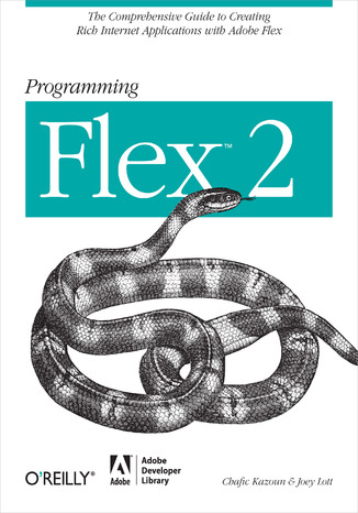 Okładka książki/ebooka Programming Flex 2. The Comprehensive Guide to Creating Rich Internet Applications with Adobe Flex