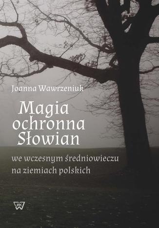 Okładka książki/ebooka Magia ochronna Słowian we wczesnym średniowieczu na ziemiach polskich