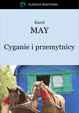 Okładka książki/ebooka Cyganie i przemytnicy