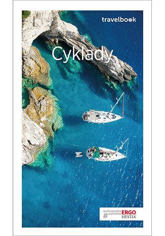 Okładka książki/ebooka Cyklady. Travelbook. Wydanie 2