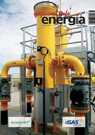 Okładka książki/ebooka Energia Gigawat nr 4/2019