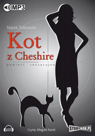 Okładka książki/ebooka Kot z Cheshire