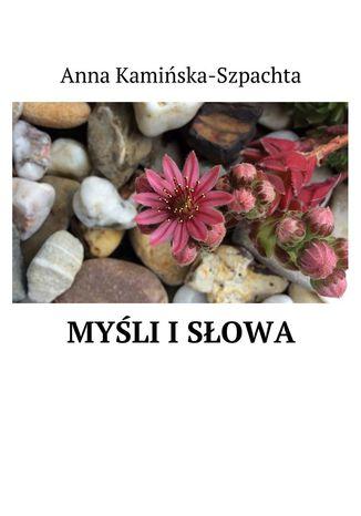 Okładka książki/ebooka Myśli isłowa