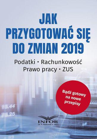 Okładka książki/ebooka Jak przygotować się do zmian 2019