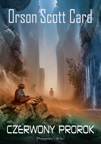 Okładka książki/ebooka Czerwony prorok