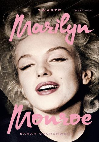 Okładka książki/ebooka Twarze Marilyn Monroe
