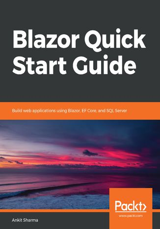 Okładka książki/ebooka Blazor Quick Start Guide