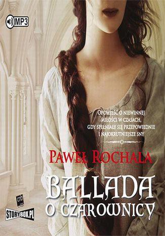 Okładka książki/ebooka Ballada o czarownicy