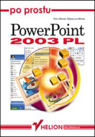 Okładka książki Po prostu PowerPoint 2003 PL