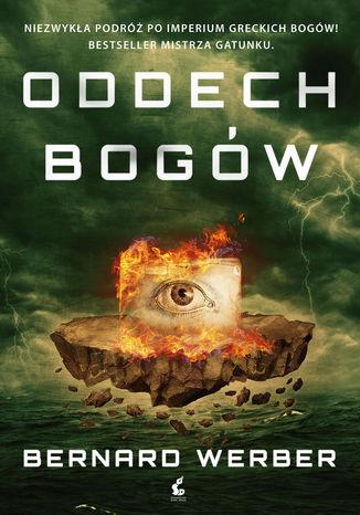 Okładka książki/ebooka Oddech Bogów