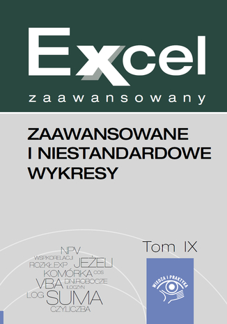 Okładka książki/ebooka Zaawansowane i niestandardowe wykresy