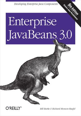Okładka książki/ebooka Enterprise JavaBeans 3.0. 5th Edition