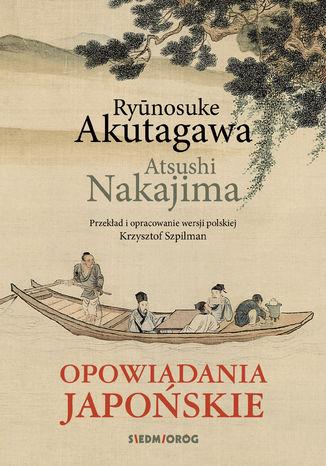 Okładka książki/ebooka Opowiadania japońskie