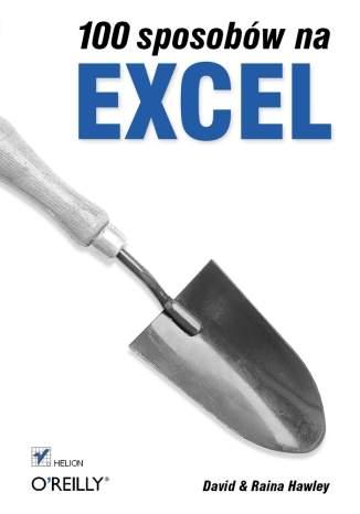 Okładka książki 100 sposobów na Excel