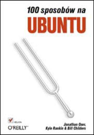 Okładka książki/ebooka 100 sposobów na Ubuntu