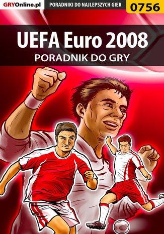 Okładka książki/ebooka UEFA Euro 2008 - poradnik do gry