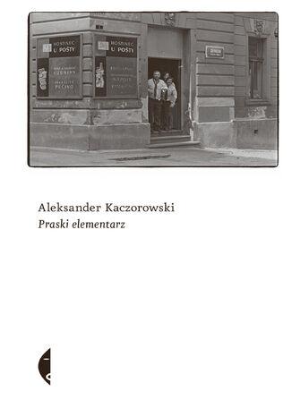 Okładka książki/ebooka Praski elementarz